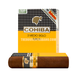 COHIBA MEDIO SIGLO - PACK OF 3