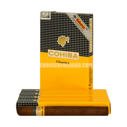 COHIBA EXQUISITOS - PACK OF 5