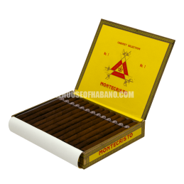 MONTECRISTO No. 1 - BOX 25