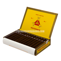 MONTECRISTO No. 2 - BOX 25