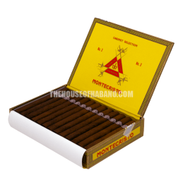 MONTECRISTO No. 3 - BOX 25