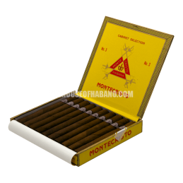 MONTECRISTO No. 3 - BOX 10