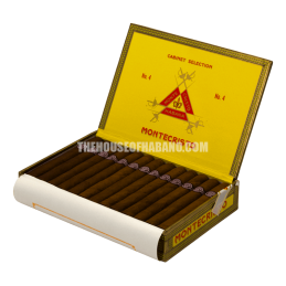 MONTECRISTO No. 4 - BOX 25
