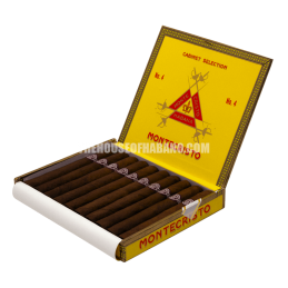 MONTECRISTO No. 4 - BOX 10