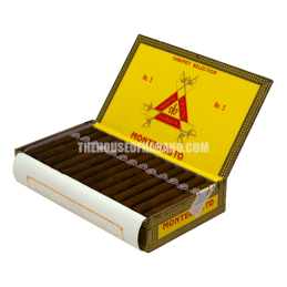 MONTECRISTO No. 5 - BOX 25