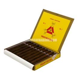 MONTECRISTO No. 2 - BOX 10