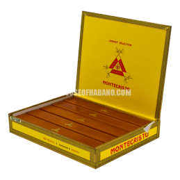 MONTECRISTO A - BOX OF 5