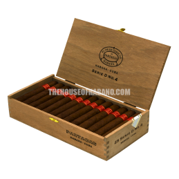 PARTAGAS SERIE D No. 4 - BOX 25