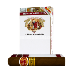 ROMEO Y JULIETA SHORT CHURCHILLS - BOX 3