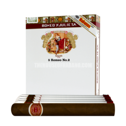 ROMEO Y JULIETA No. 2 - Box 5