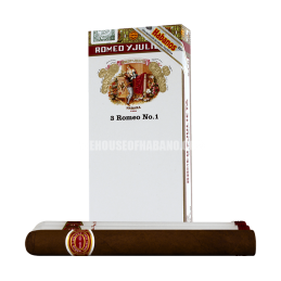 ROMEO Y JULIETA No. 1 - BOX 3