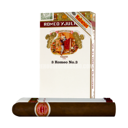 ROMEO Y JULIETA No. 3 - BOX 3