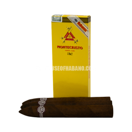 MONTECRISTO No. 2 - PACK OF 3
